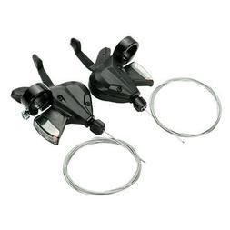 1 set 3x8 speed shifter brake lever