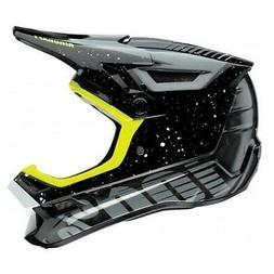 100% Aircraft MTB Dh Helmet - Hyperloop Schwarz Mountain Bik