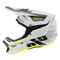 100% Aircraft MTB Dh Helmet - Primer White Mountain Bike Fr