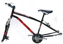"""15"""" 29er/700c Hybrid Mountain Bike Steel Bike Frame + Fork /"""