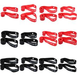 1Pair PVC Rim Tapes Strips for Mountain Bike Road Bicycle Fo