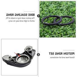 2 Pcs Piston Ring Set Durable O-Ring Brake for Mountain Bike