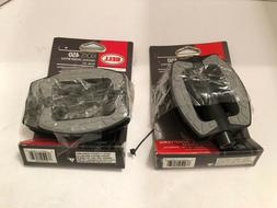 2 SETS Bell Kicks 450 Universal Cruiser Bicycle Pedal Fits A