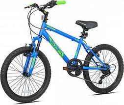 "20"" Mountain Bike Kids Boys Girls Bicycle 20 Inch MTB Cyclin"