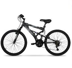 26 Inch Havoc Men's Mountain Bike Black Lightweight Aluminum