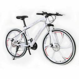 26 inch Python shaped Mountain Bike 21 Speed Bicycle Full Su