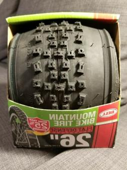 "Bell 26"" Mountain Bike Tire w/ Bell Flat Defense Technology"