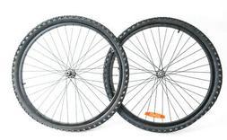 """26"""" XRP Mountain / Hybrid Bike Wheelset + Tires Freewheel Al"""