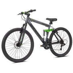 "🔥Genesis 26"" V2100 Men's Dual Suspension Mountain Bike Sl"