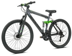 "🔥Genesis 26"" V2100 Men's Dual Suspension Mountain Bike Sl"