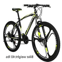 "27.5"" Mountain Bike Shimano 21 Speeds Front Suspension Disc"