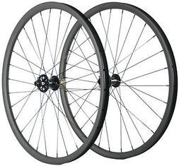 29ER 27mm Width Tubeless MTB Carbon Wheelset Mountain Bike W