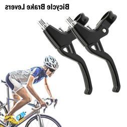 2Pcs Aluminium Alloy Mountain Bicycle Bike Handle Brake Leve