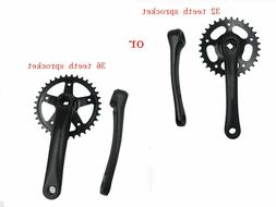32T/36T Single Speed Crankset  for Mountain Road,Fixed Gear