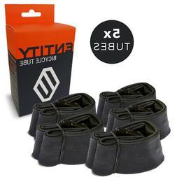 5x Entity Inner Tube 20x1.5 Schrader Valve for Kids 20 inch