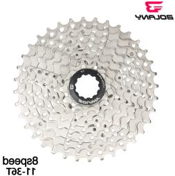 BOLANY 8 Speed Mountain Bike Cassette 11-36T MTB Bicycle Fre