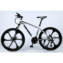 "Ablewipe 26"" 21 speed mountain bike cycling road bicycle dou"