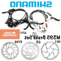 Shimano Acera M395 Hydraulic Disc Brake Lever Front/Rear Set