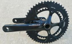 SRAM Apex 10 Speed 53/39 T GXP 130mm BCD Double Road Bike Cr