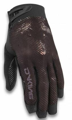 Dakine AURA Womens Full Finger Mountain Bike Gloves Medium D