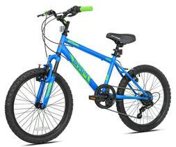 BCA boys 20 inch mountain bike /blue
