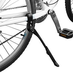 BV Bike Kickstand - Alloy Adjustable Height Rear Side Bicycl