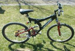 Mongoose Bicycle - Mens 26 Inch - Red - Used - Mountain Bike