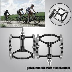 Bicycle Pedals Road Mountain Bike Pedals BMX MTB Carbon Fibe