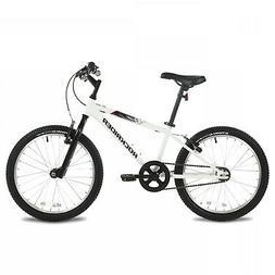 Btwin by DECATHLON - Mountain Bike ST100 - 20 inch - White -