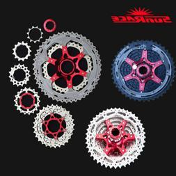 SunRace CSMX3 10 Speed 11-42T Mountain Bike Bicycle Flywheel