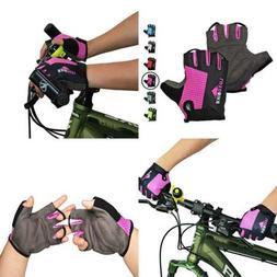 Cycling Gloves Bicycle Bicycling Mountain Bike Women Cool An
