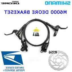 2Pc Mechanical Disc Brake Caliper For MTB Road Folding Bike Mountain Bicycle