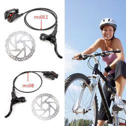 Disc Brake MTB Mountain Bike Hydraulic Brake Set Front Rear