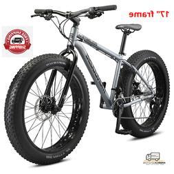 Mongoose Dolomite ALX fat tire mountain bike, 16 speeds, sma