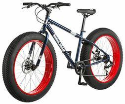Mongoose Dolomite - Unisex Fat Tire Mountain Bike, 26-Inch W