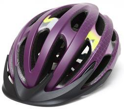 Bell Drifter Mountain Bike Helmet Men MEDIUM 55-59cm Purple