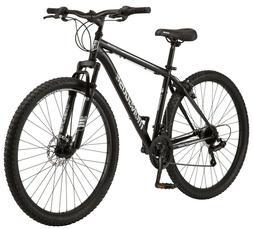 Mongoose Excursion Men's Mountain Bike, 29 inch Wheels White
