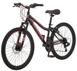 Mongoose Excursion mountain bike 24-inch wheels 21 speeds gi
