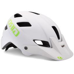 Giro Feature S MIPS Mountain Bike Helmet Matte White SMALL 5