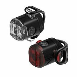 LEZYNE Femto USB Drive Bicycle Light Headlight and Taillight