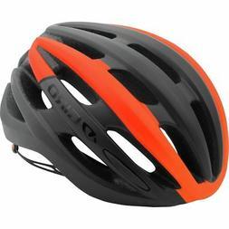 Giro Foray Helmet Matte Black/Vermillion, S
