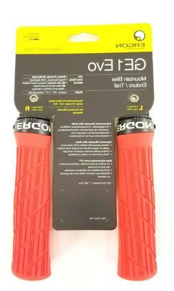 Ergon GE1 Evo Mountain Bike Grips, Red