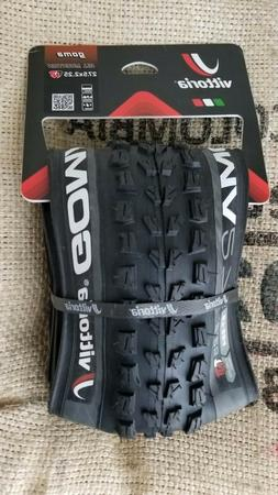 Vittoria Goma tubeless Folding  Mountain Bike Enduro Tire 27