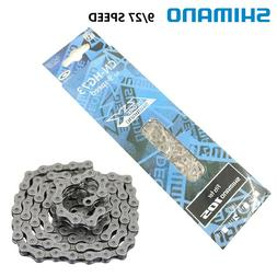 Shimano HG73 9 Speed Chain Mountain Bicycle Chain Steel Silv