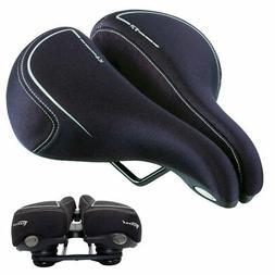 Serfas Hybrid RX Bicycle Saddle with Elastomers