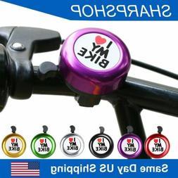 I Like My Bike Bicycle Bell Bike Horn for Adults Kids Mounta