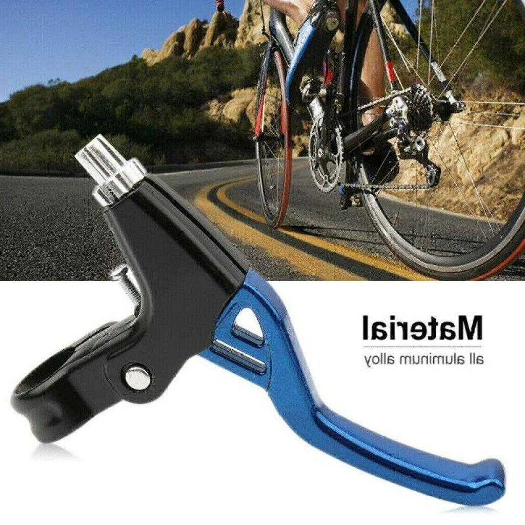 1 Pair Lightweight Brake Lever Handle Mountain MTB US
