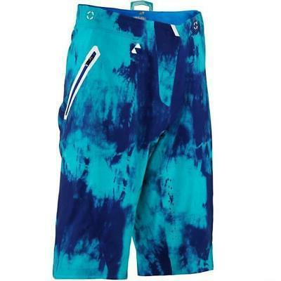 100 percent celium tiedyed mtb enduro shorts