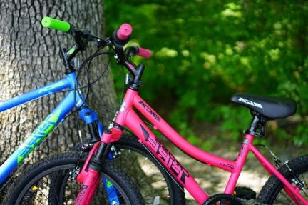 "20"" Kids Mountain Bike Boys Bicycle MTB For 4'2""-5'"