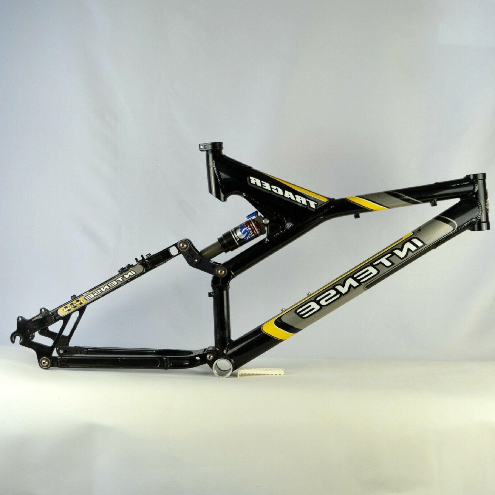 2002 tracer 26 mountain bike frame fox